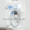สาย USB+สายชาร์จ ไอโฟน 5 + 5s + 6 +7+ipad ยาว 2 เมตร