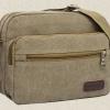กระเป๋าสะพายข้าง กระเป๋า ผ้าแคนวาส ผู้ชาย ใส่ของกระจุกกระจิก ใส่กล้อง กระเป๋าสตางค์ กระเป๋าเดินทาง ผ้ายีนส์ หลากสี หลาย สไตล์ 508305