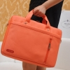 กระเป๋าใส่ Notebook กันน้ำ ขนาด 14 นิ้ว วัสดุ Nylon กันน้ำอย่างดี ด้านในบุกันกระแทก ลายตาราง แดง ส้ม ดำ กากี สีน้ำเงิน 534565