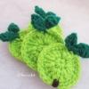 ชมพู่โครเชต์ guava fruit crochet