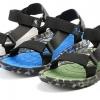 รองเท้าผู้ชาย รองเท้า แบบรัดส้น รองเท้า ใส่เที่ยว รองเท้าแตะ ลายพราง แบบมีสายรัด ไนลอน กันน้ำ รองเท้าใส่เที่ยว พื้นยางหนา อย่างดี 3 สไตล์ 656085