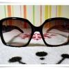 แว่นตากันแดด สีชา Valentino B109