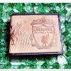 กระเป๋าสตางค์ทีมฟุตบอล Liverpool หนังกลับ สีน้ำตาลอ่อน มีช่องใส่รูป ช่องใส่บัตร และ ช่องซิปด้านใน no 1034