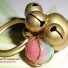 (ขายแล้วค่ะ) C012 แหวนทองเหลือง หัวใจ&ฮกลกซิ่ว