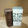 Carolina Herrera 212 Sexy for Men EDT 100 ml.(tester box)