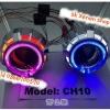 ไฟโปรเจคเตอร์ Transformer วงแหวน LED CRYSTAL HALO