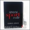 Giorgio Armani ARMANI Sport code (EAU DE TOILETTE) Pour Homme
