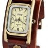 นาฬิกาข้อมือผู้หญิง นาฬิกาสายหนังแท้ แบบคลาสสิค หน้าปัดสี่เหลี่ยม เรียบหรู นาฬิกาแนววินเทจ สีขาว น้ำเงิน เขียว ดำ น้ำตาล แดง 614451