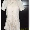 #1122 Used ชุดแซก น่ารัก สีครีม ผ้า Cotton ใส่สบายค่ะ เดรส คุณหนู มินิ skirt ใส่เที่ยว ใส่เรียน น่ารักมาก ๆ ค่ะ dr009