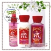Bath & Body Works / Travel Size Body Care Bundle (Be Joyful)
