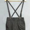 กางเกงเอี๊ยมมือสอง แบรนด์ Uniqlo