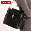 กระเป๋าสะพาย สีดำ ขนาดกลาง-Axixi