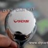 ครอบหัวเกียร์โครเมียม New Vios'13-16