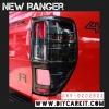 ครอบไฟท้ายเคฟล่าห์(เงา) All New Ranger