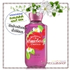 Bath & Body Works / Shower Gel 295 ml. (Bourbon Strawberry & Vanilla) *Limited Edition