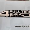 โลโก้ 4WD FULL TIME