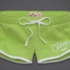กางเกงขาสั้น กางเกงฟิตเนส กางเกงโยคะ Hollister california กางเกงผู้หญิง ขาสั้น สีเขียวอ่อน no 93812_10