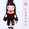"""ตุ๊กตาถัก รับปริญญา University of Sydney 17"""""""