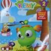 เกมเสริมทักษะ พัฒนาสมอง Keymy เล่ม2 (ฟรี สติกเกอรื แสนสนุก น่ารักสุดๆ จุใจภายในเล่ม)
