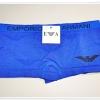 กางเกงในเนื้อนุ่ม ผู้หญิง ลายทาง AR สีน้ำเงิน