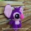 stitchสีม่วงน่ารักดี