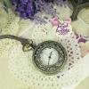นาฬิกาพก,นาฬิกาสร้อยคอโบราณฉลุลายดาว