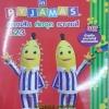 123 ลากเล้น ต่อจุด ระบายสี Bananas in Pyjamas (ฟรี ป้ายชื่อบานาน่าส์ สีสวยสดใส)