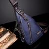 กระเป๋าคาดอก ผู้ชาย polo กระเป๋าหนัง คาดด้านหน้า ดีไซน์ สวย หนังเรียบหรู ดูดี มีระดับ กันน้ำได้ สีน้ำเงิน ดำ น้ำตาล แบบสวย ไฮโซ 299384
