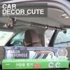 Car retractable hanger ที่แขวนตากผ้าเสริมแบบยาว - ราวแขวนผ้าในรถ