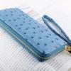 กระเป๋าสตางค์ผู้หญิง ใบยาว กระเป๋าสตางค์ แฟชั่น แบบ ซิปรอบ ลายไม้ สวย ๆ Jimmy กระเป๋าสตางค์ลายไม้ แฟชั่น วินเทจ มีหลายสี 452983