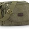 กระเป๋าสะพายข้าง กระเป๋า ผ้าแคนวาส ผ้ายีนส์ ขนาดกลาง ใส่ ipad ได้ ซัก ทำความสะอาดได้ กระเป๋าสะพาย ท่องเที่ยว ใส่กระเป๋าสตางค์ ของจุกจิก 112228