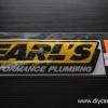 สติ๊กเกอร์สะท้อนแสงติดรถ EARL'S