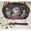 กระเป๋าใส่ของ กระเป๋าใส่เครื่องสำอางค์ Marc By Marc Jacob สีน้ำตาล
