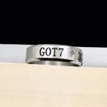 Preorder แหวน GOT7