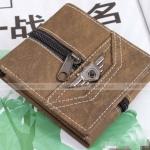กระเป๋าสตางค์วัยรุ่น กระเป๋าสตางค์ผู้ชาย ผ้า canvas กันน้ำ ดีไซน์เก๋ ราคาถูก no 77312