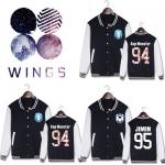 Preorder เสื้อเบสบอล BTS