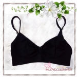 Victoria's Secret PINK / Stretch Bralette (Black / S)