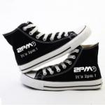 รองเท้า 2PM สีดำ