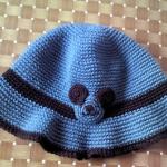 หมวกสีน้ำเงิน