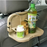ถาดวางอาหาร + แก้ว ในรถ *งดเลือกสี* >> ส่งฟรี !!!