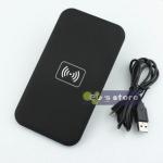 ที่ชาร์จโทรศัพท์ iphone samsung nokia แบบ wireless charger สีดำ ที่ชาร์จ ไร้สาย Qi Wireless Charger ราคาพิเศษ no 17939