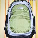 กระเป๋าเป้ กระเป๋าเดินทาง กระเป๋าโน๊ตบุ๊ค North face สีเขียว classic