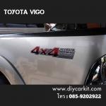 สติ๊กเกอร์ 4x4 แต่งรถ Vigo