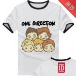 Preorder เสื้อ one direction 1D 09