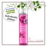 Bath & Body Works / Fragrance Mist 236 ml. (Sweet Cranberry Rose) *Discontinued