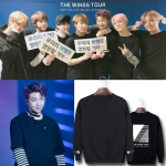 Preorder เสื้อแขนยาว BTS 2017 WINGS [ปลีก/ส่ง]