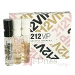Carolina Herrera 212 VIP Perfume Sample Set