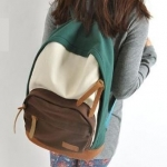 กระเป๋าเป้ กระเป๋าสะพายหลัง นำเข้าญี่ปุ่น สีน้ำตาล สไตล์ Out Door