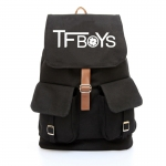 กระเป๋าเป้ TFBOYS 2014 สีดำ