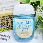 Bath & Body Works / PocketBac Sanitizing Hand Gel 29 ml. (Where My Beaches At?)